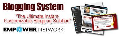 empowernetworkbloggingsystem